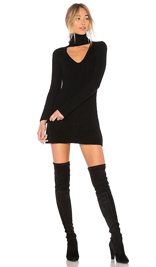 LPA Dress 589 in Black