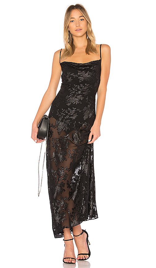LPA Dress 603 in Black