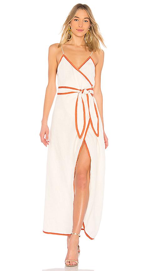 LPA Dress 531 in Ivory