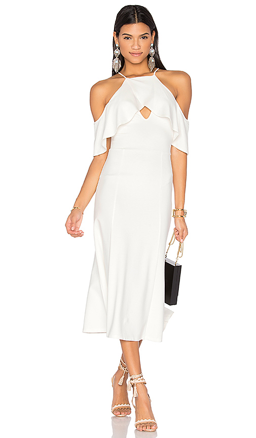 LPA Dress 161 in White