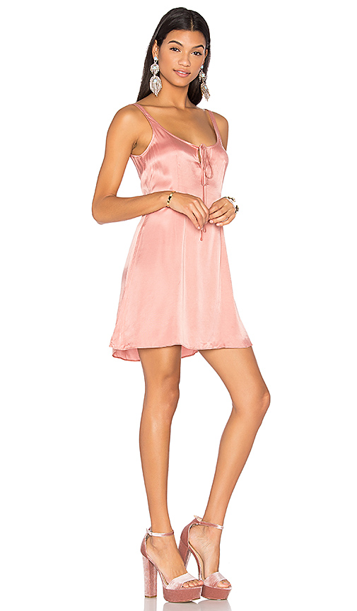 Photo of LPA Dress 126 in Rose - shop LPA dresses sales