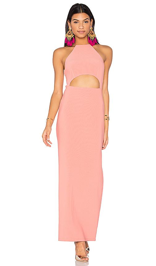LPA Dress 128 in Rose