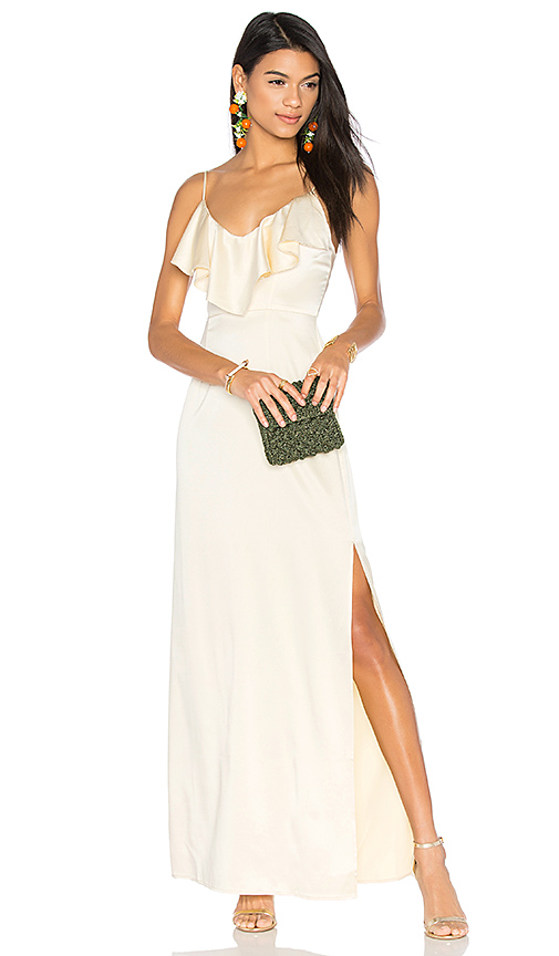 LPA Dress 167 in Cream
