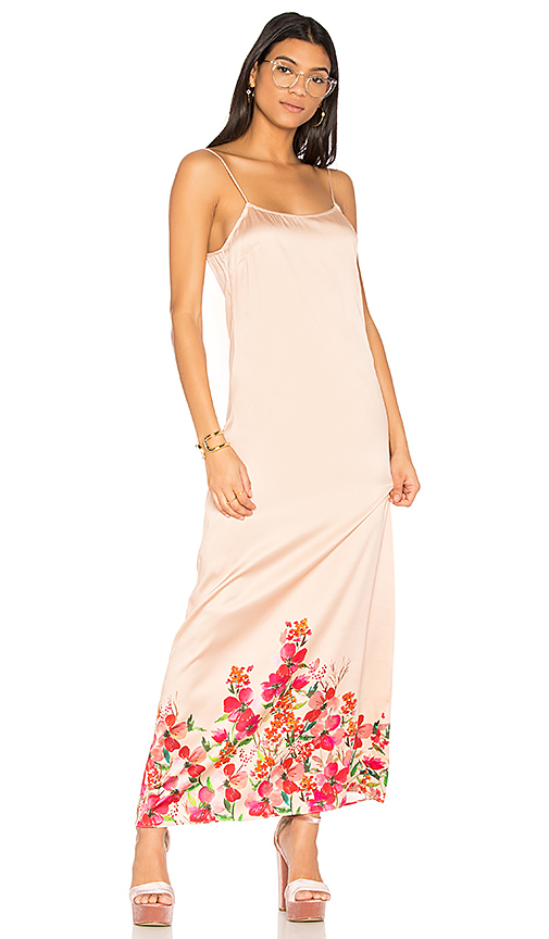 LPA Dress 192 in Peach
