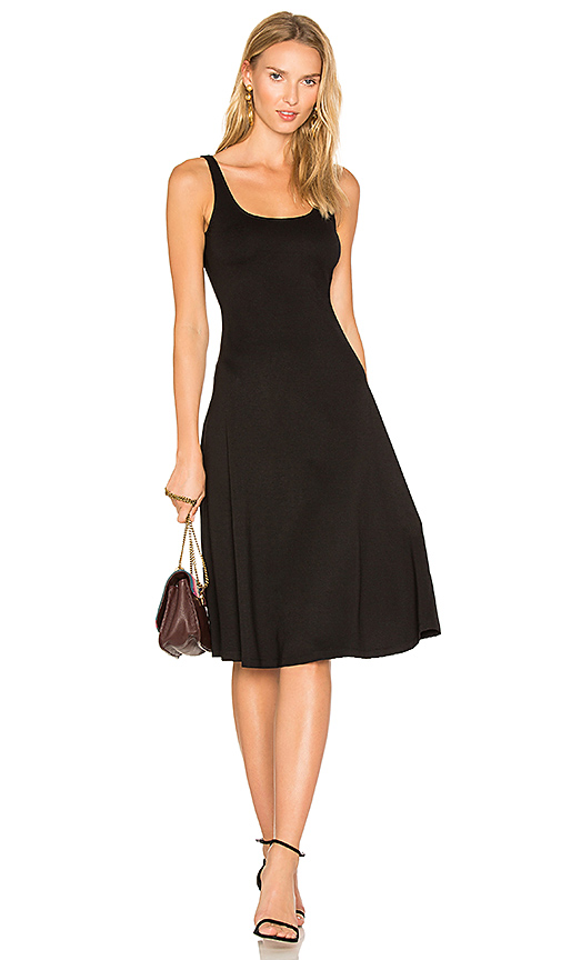 LPA Dress 202 in Black