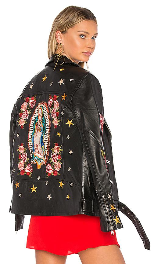 LPA Jacket 491 in Black