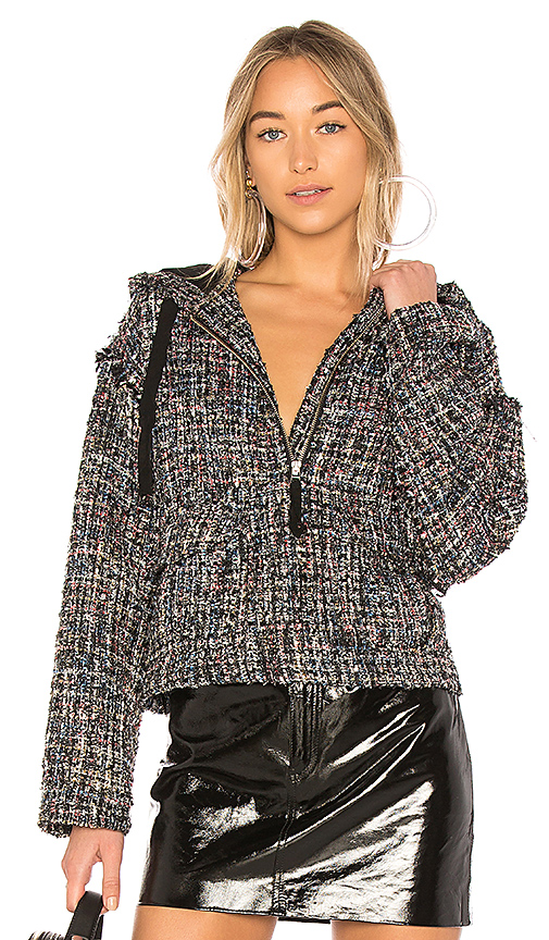 LPA Jacket 593 in Black