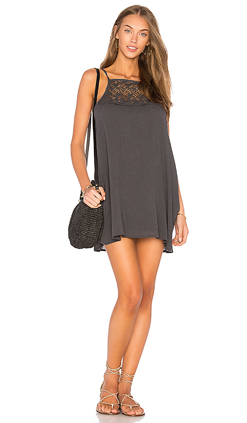 L*SPACE Sunny Dress in Gray