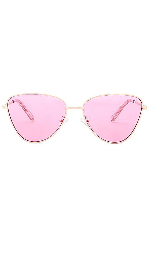 Le Specs x Revolve Echo in Pink