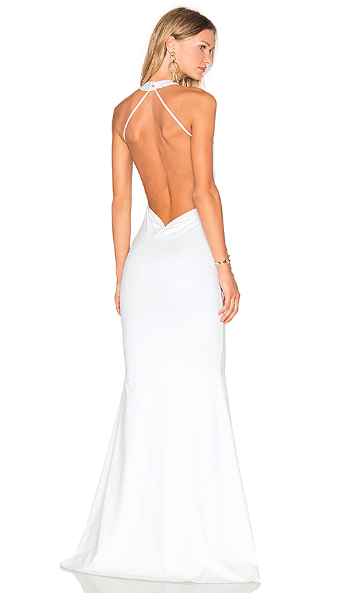 LURELLY RUBIS GOWN