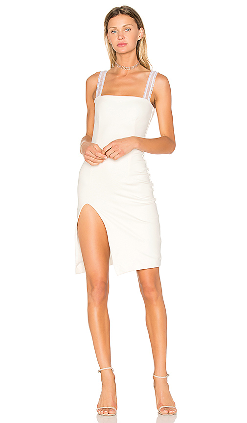 Lurelly Cindy Dress in White