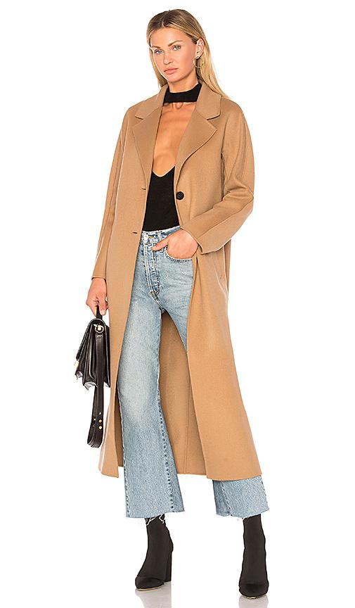 Mackage Adriana Coat in Brown