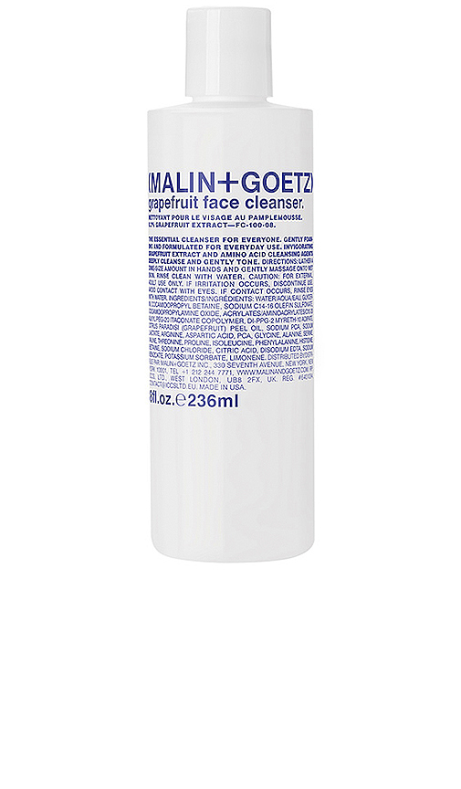 (MALIN+GOETZ) Grapefruit Face Cleanser in Neutral.