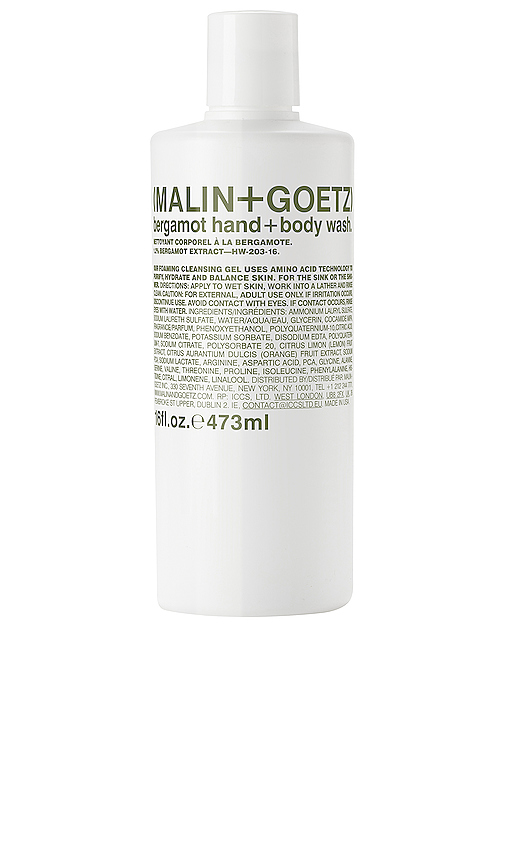 (MALIN+GOETZ) Bergamot Body Wash in Neutral.