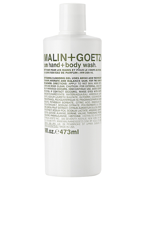 (MALIN+GOETZ) Rum Body Wash in Neutral.