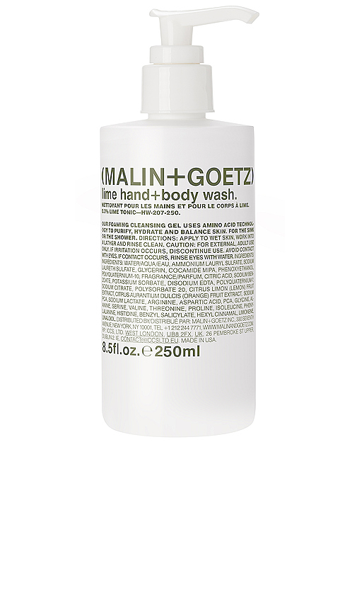 (MALIN+GOETZ) Lime Hand + Body Wash in Neutral.