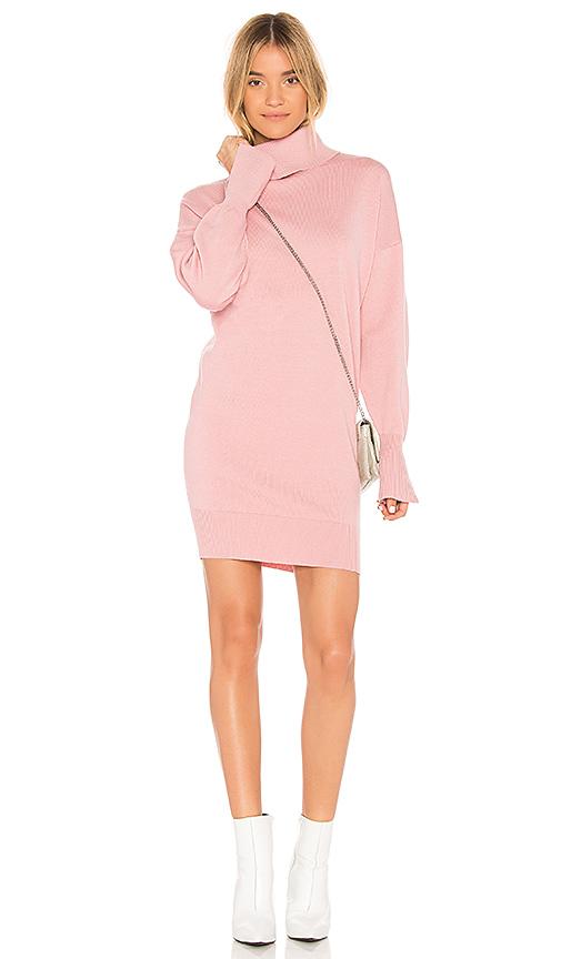 MAJORELLE Brody Dress in Pink