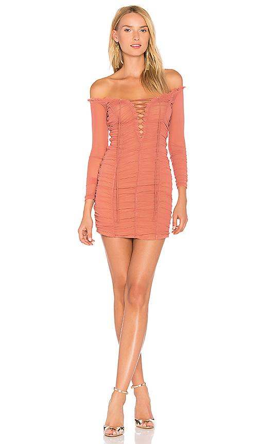 MAJORELLE x REVOLVE Darling Dress in Rose