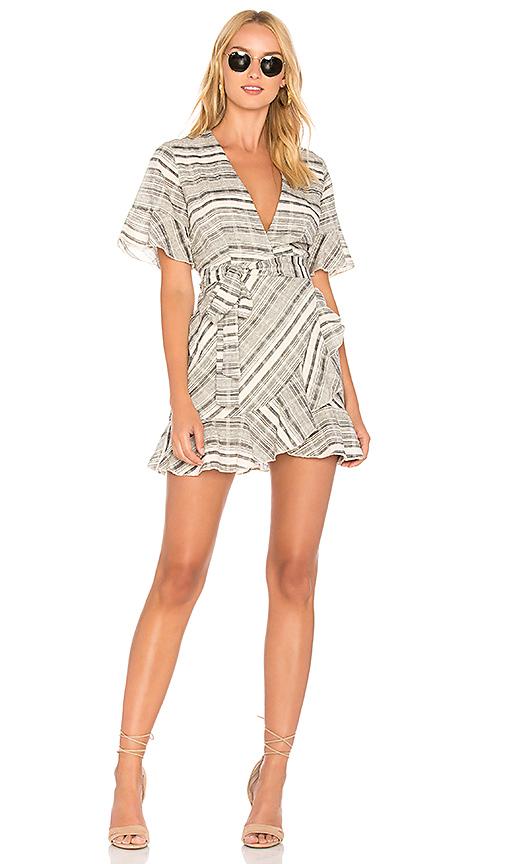 MAJORELLE X REVOLVE Portia Dress in Cream