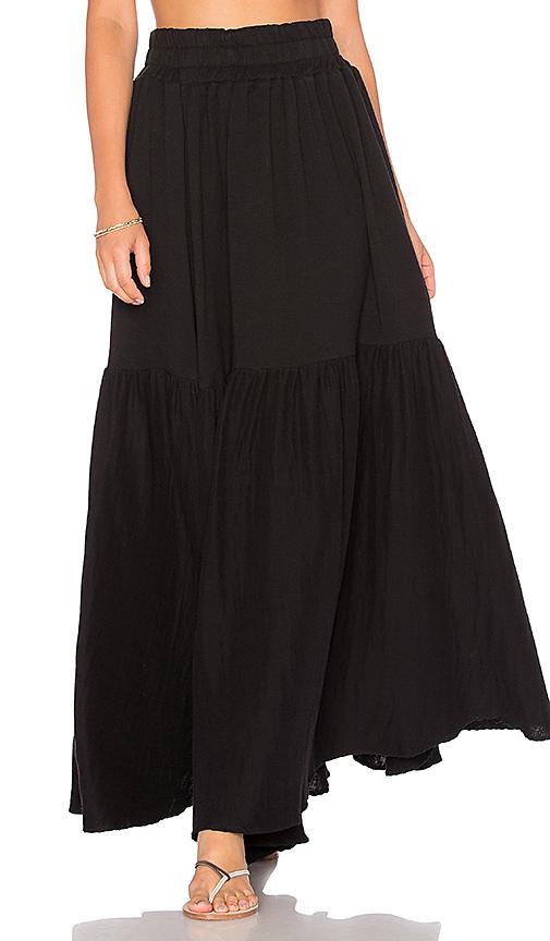 Mara Hoffman Carmen Skirt in Black