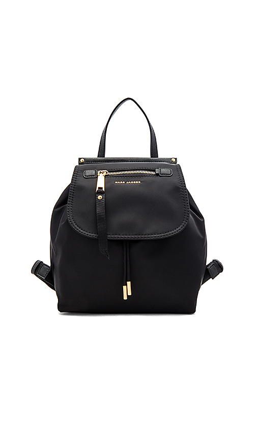 Marc Jacobs Trooper Backpack in Black