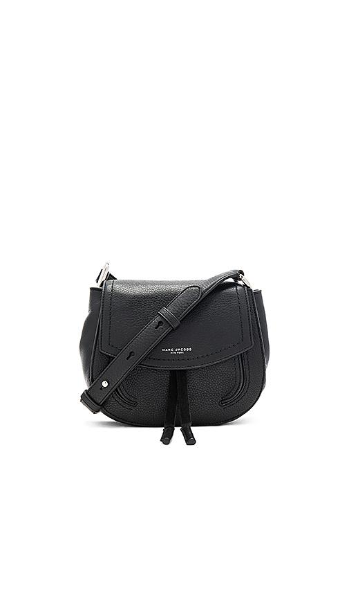 Marc Jacobs Maverick Mini Shoulder Bag in Black.