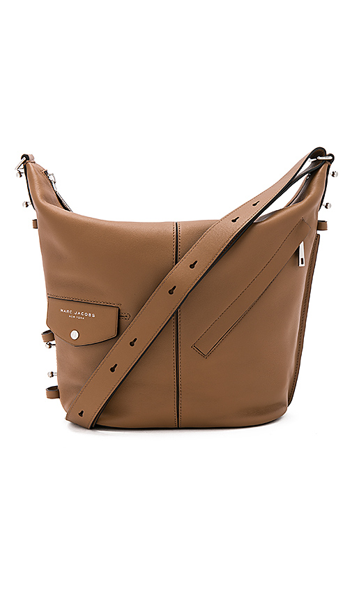 Marc Jacobs The Sling Bag in Brown