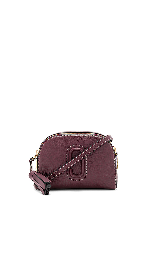 Marc Jacobs Shutter Camera Bag in Wine