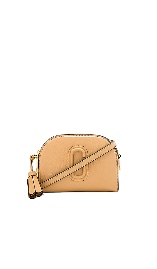 Marc Jacobs Shutter Camera Bag in Beige