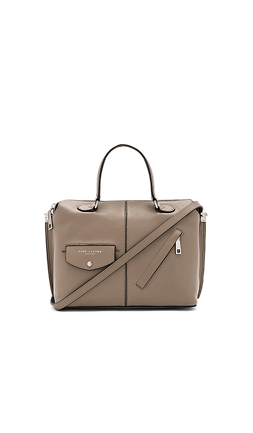 Marc Jacobs The Edge Bag in Taupe