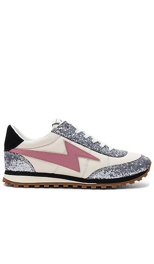 Marc Jacobs Astor Sneaker in Cream