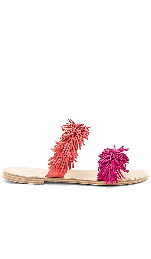 Matiko Azula Sandal in Fuchsia