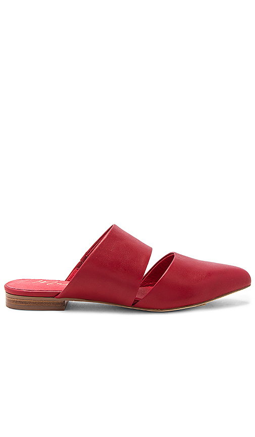 Matisse Berlin Slide in Red. - size 10 (also in 6,7.5,8,8.5,9,9.5)