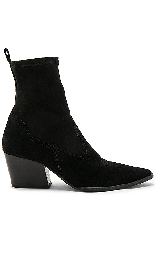Matisse Flash Bootie in Black