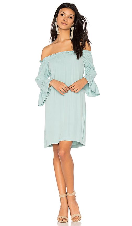 maven west Abby Dress in Blue