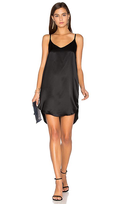 MERRITT CHARLES Goldie Dress in Black