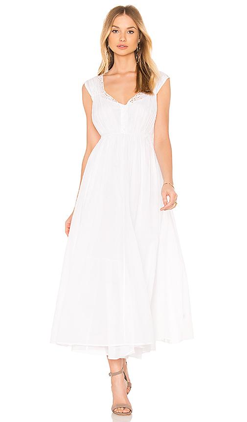 Mes Demoiselles Clothide Dress in Ivory