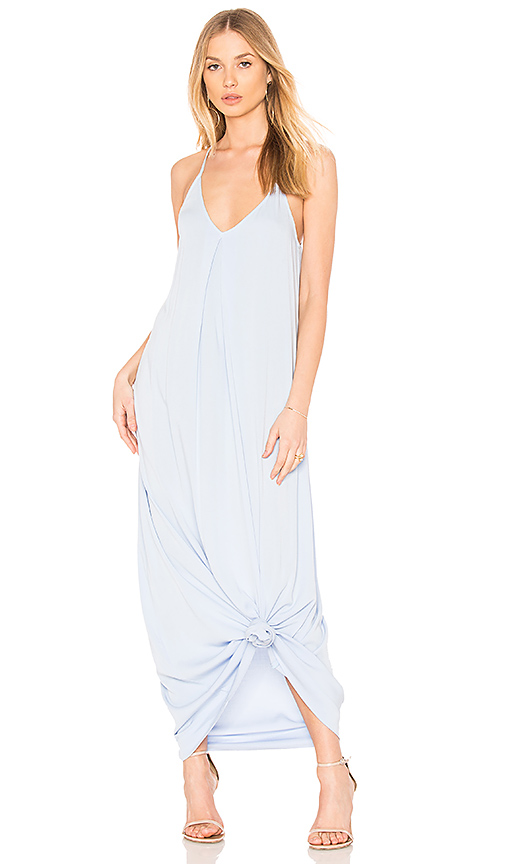Michael Stars Rylie Maxi in Baby Blue
