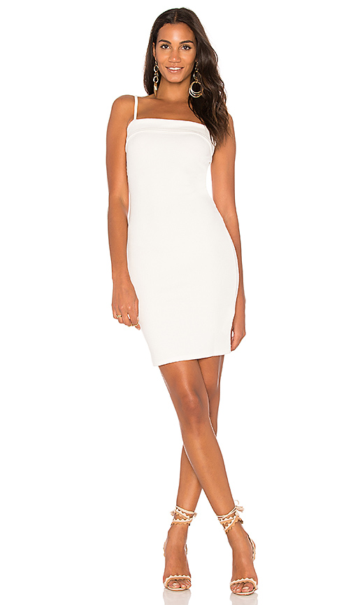 MINKPINK Over the Horizon Dress in White