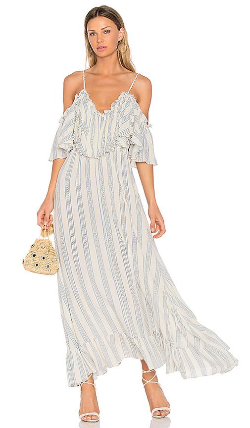 MISA Los Angeles Augustina Dress in Ivory