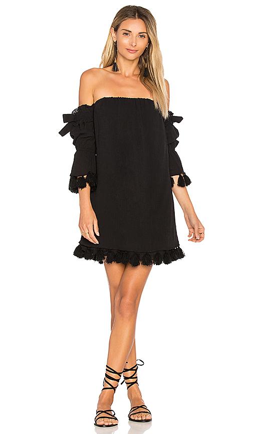MISA Los Angeles Helena Dress in Black