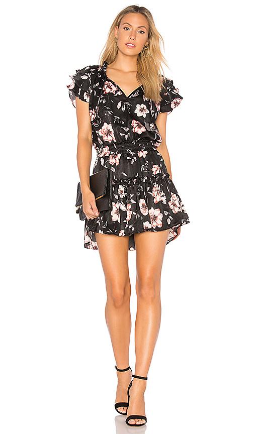 MISA Los Angeles Cecile Dress in Black