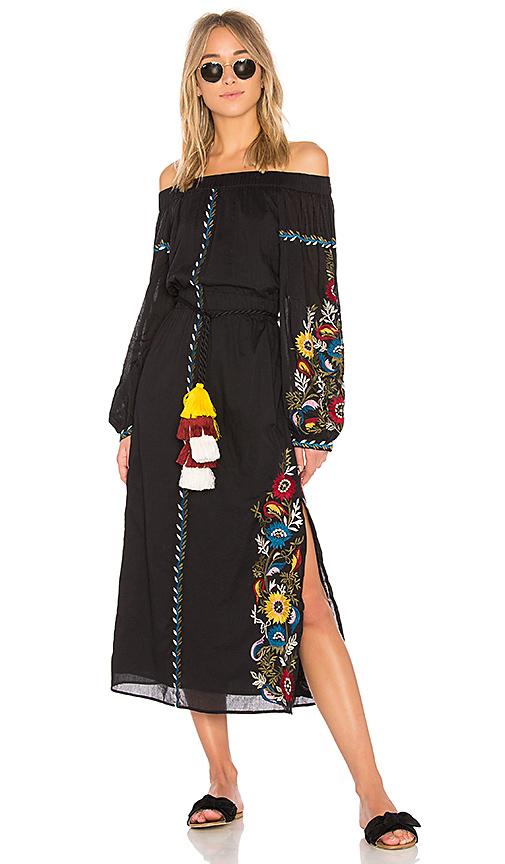 MISA Los Angeles Cerra Dress in Black
