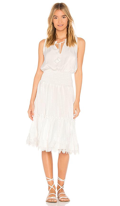MISA Los Angeles Moav Dress in White