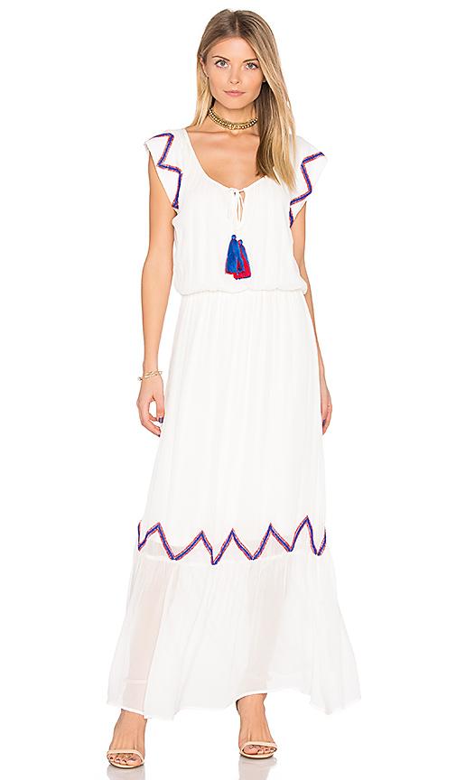MISA Los Angeles Yulma Dress in White