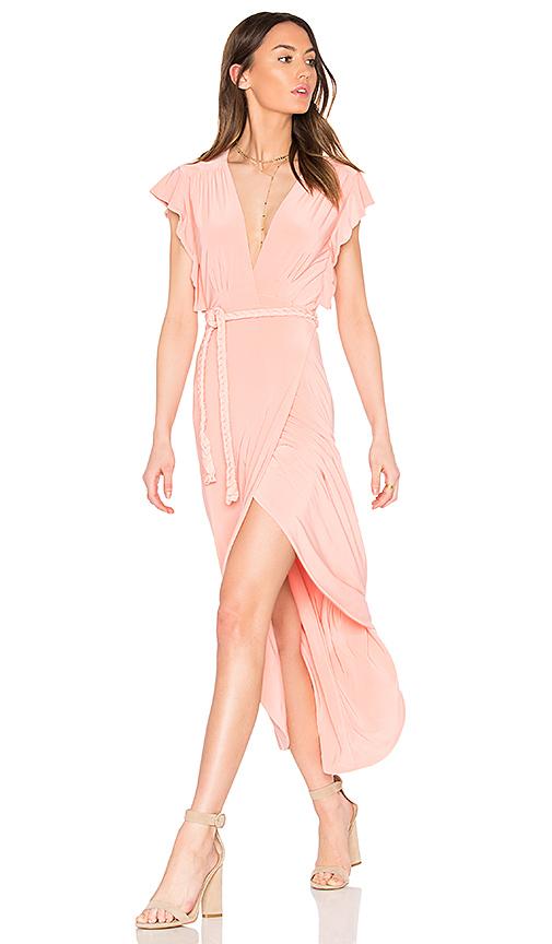 MISA Los Angeles Irina Dress in Pink