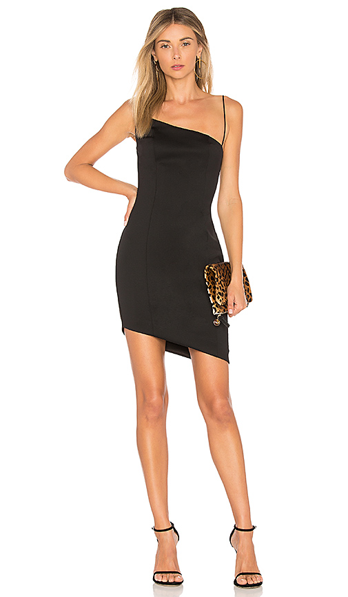 Misha Collection Mallory Dress in Black