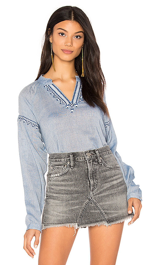 MKT studio Hangsi Blouse in Blue
