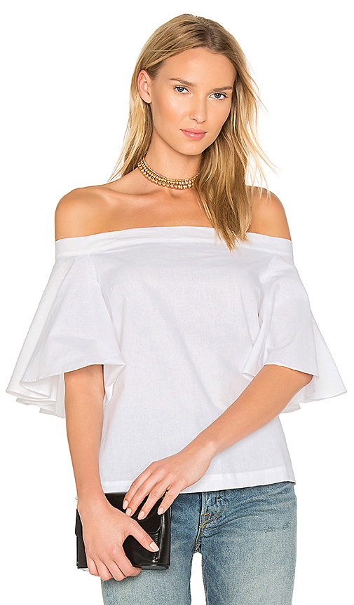 MLM Label Highlight Top in White