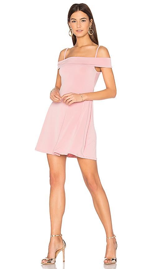 Motel Widuri Dress in Blush